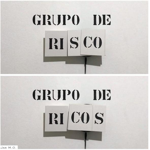 Jan M.O. - Grupo de Risco